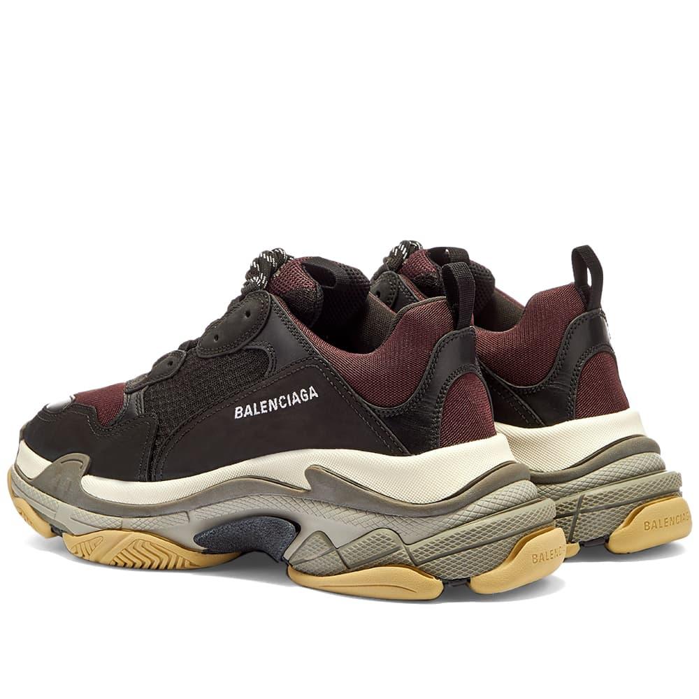 Balenciaga Triple S Sneaker Black