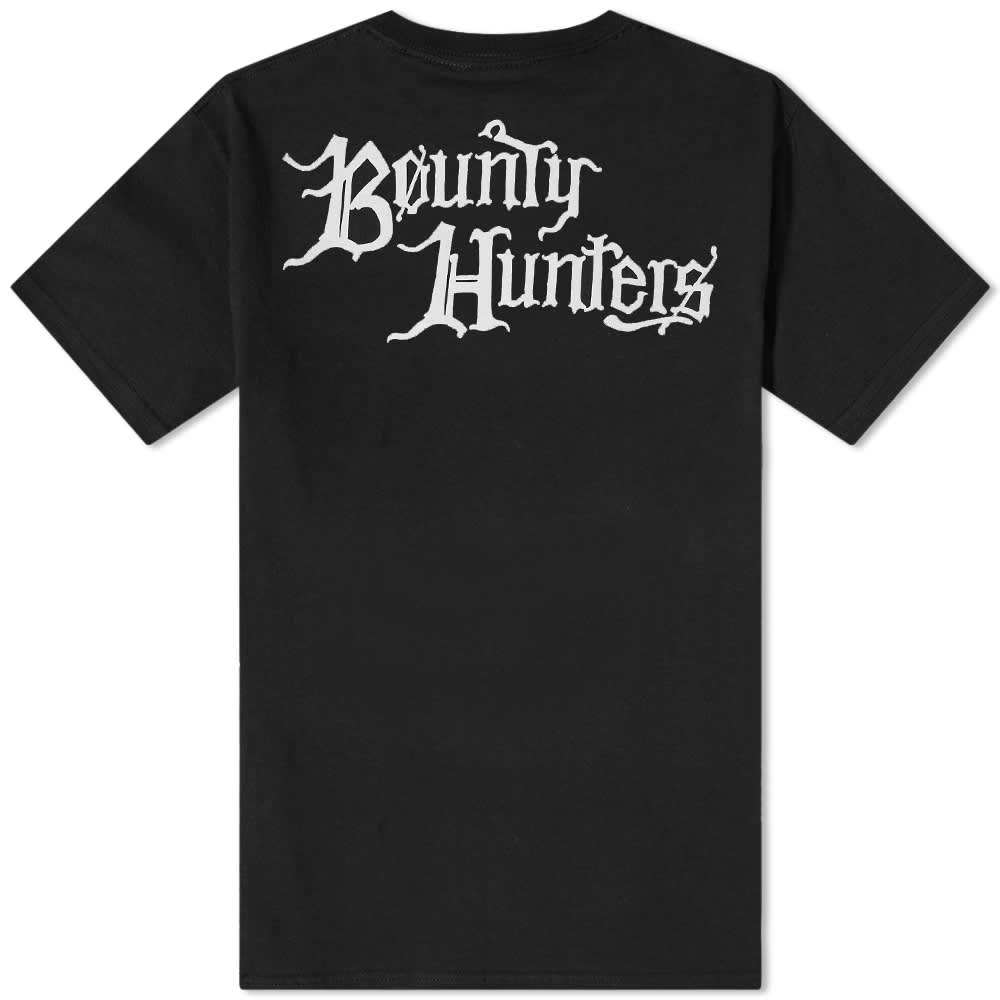 Bounty Hunter Ra Pocket Tee - Black