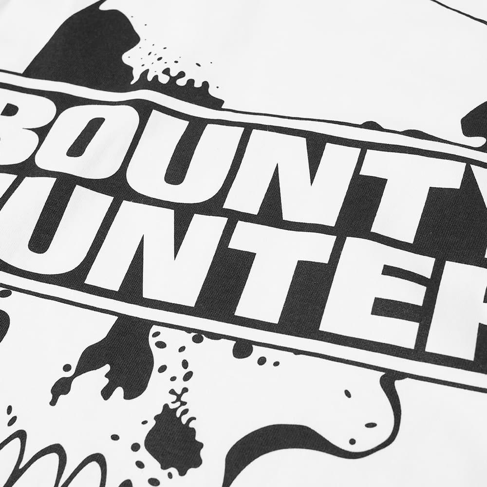 Bounty Hunter Saber Skull Tee - White