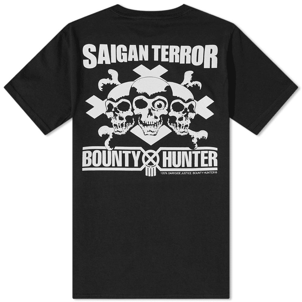 Bounty Hunter x Saigan Terror Tee - Black