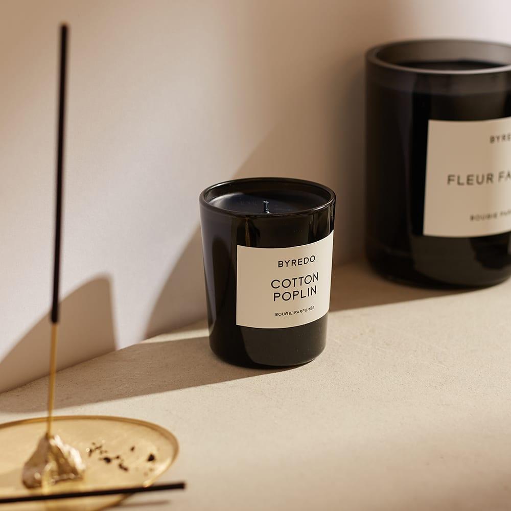 Byredo Cotton Poplin Mini Candle - 70g