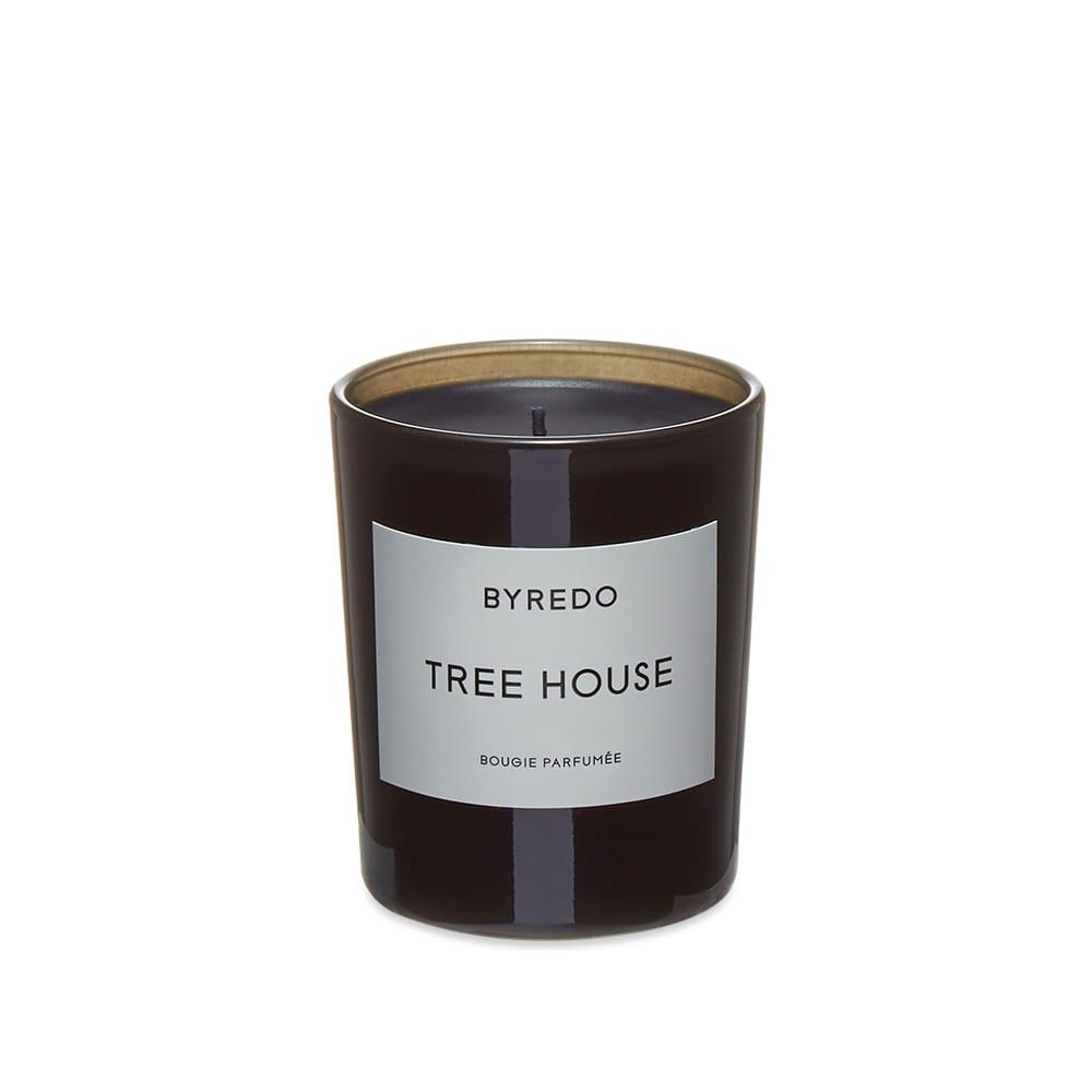 Byredo Tree House Mini Candle - 70g