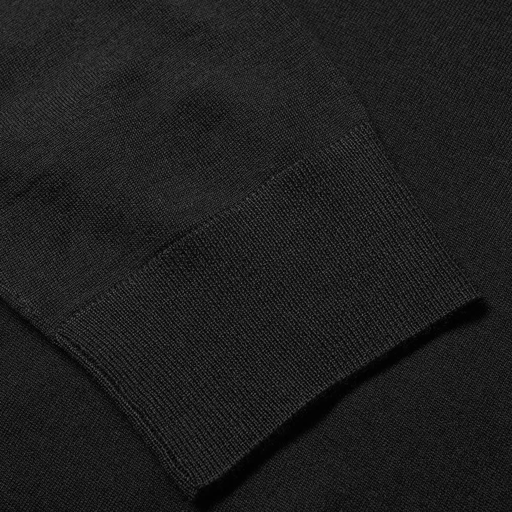 Celine Medium Gauge Roll Neck - Black