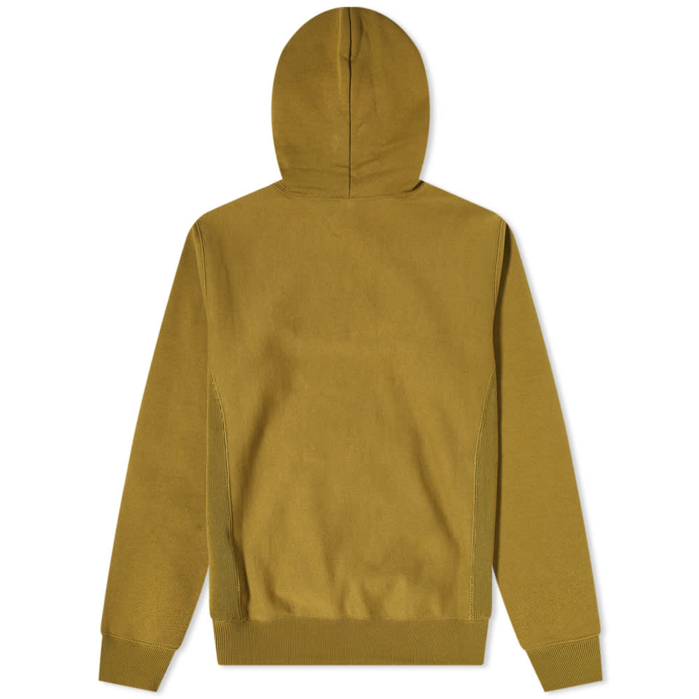 Champion Reverse Weave Classic Hoody - Olive Green