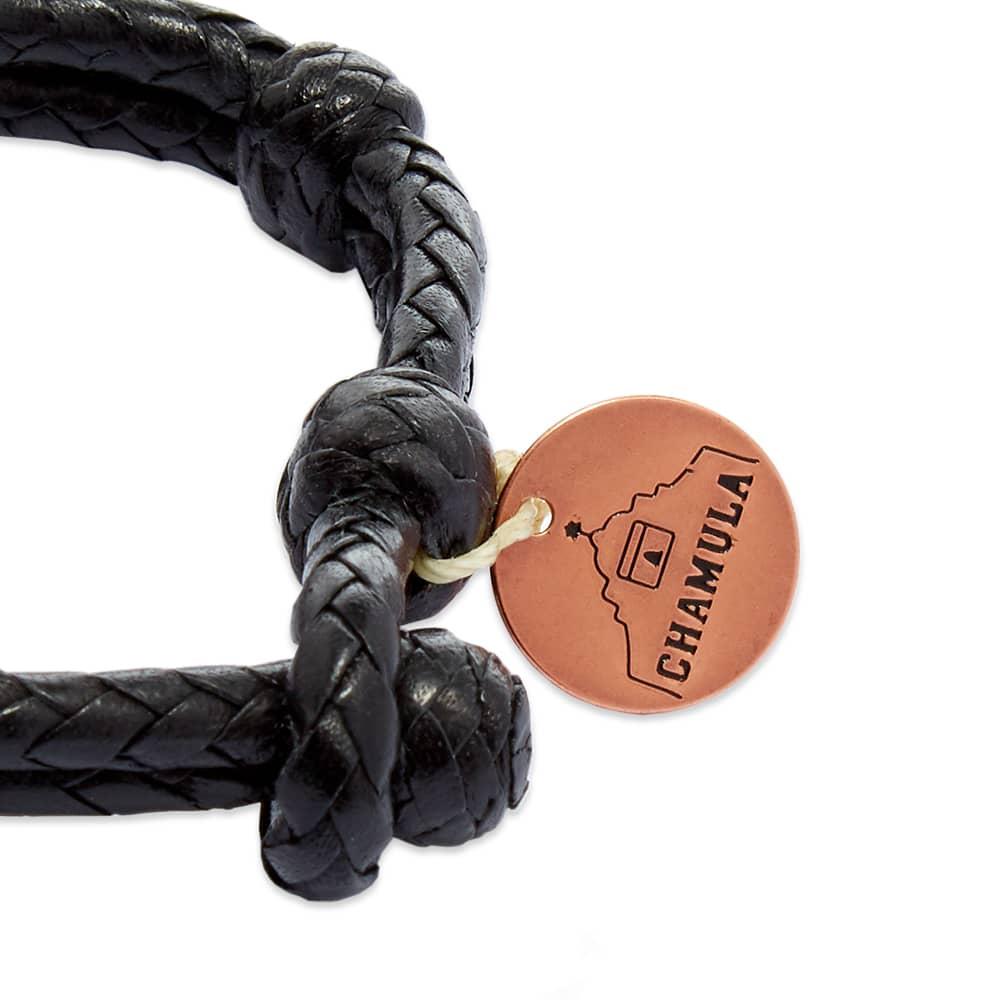Chamula Double Round Bracelet - Black