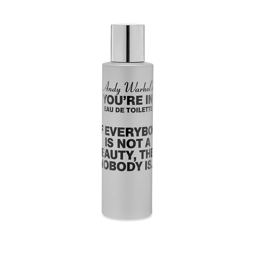 """Comme des Garcons """"Andy Warhol's You're In"""" (Beauty) - 100ml"""