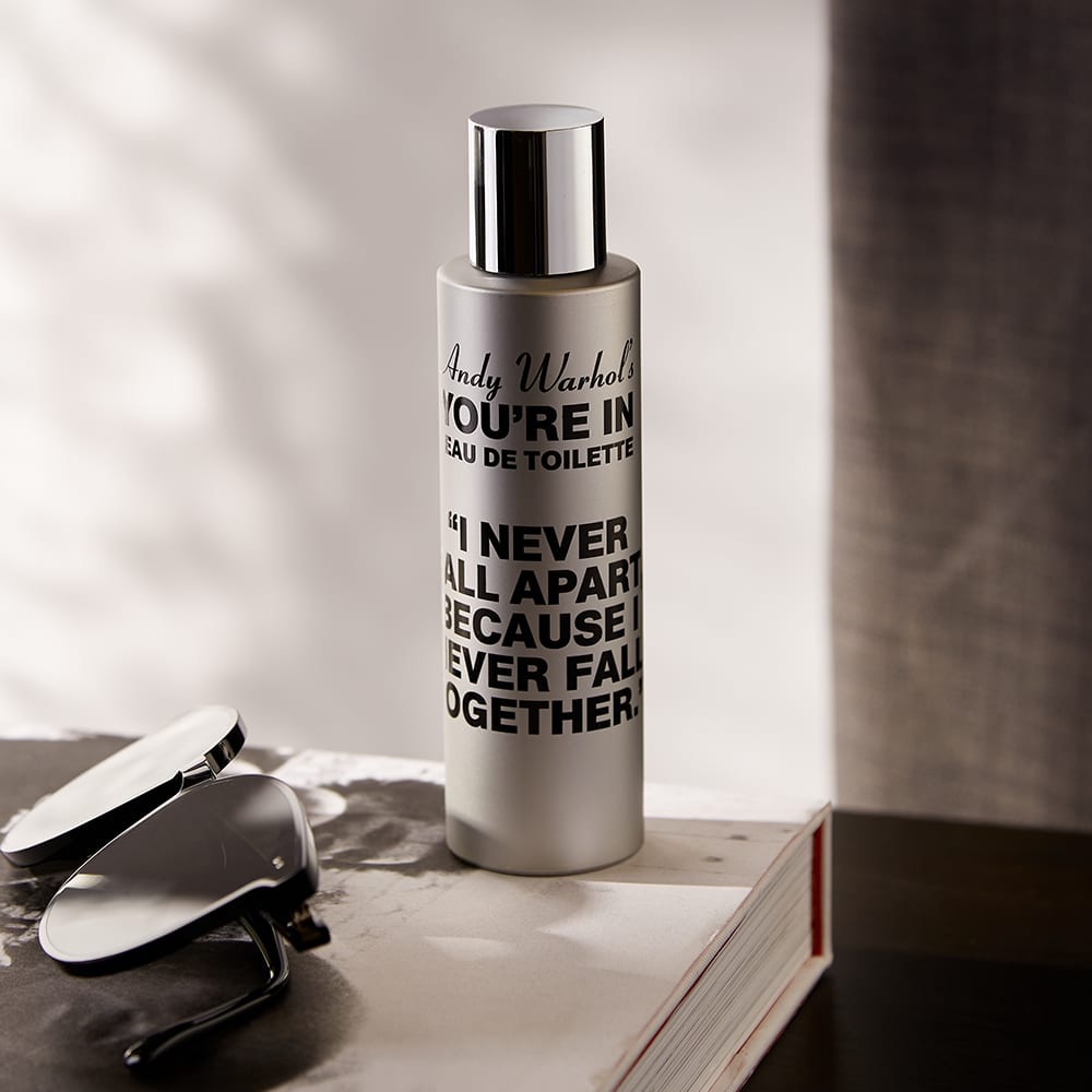 """Comme des Garcons """"Andy Warhol's You're In"""" (Fall Apart) - 100ml"""