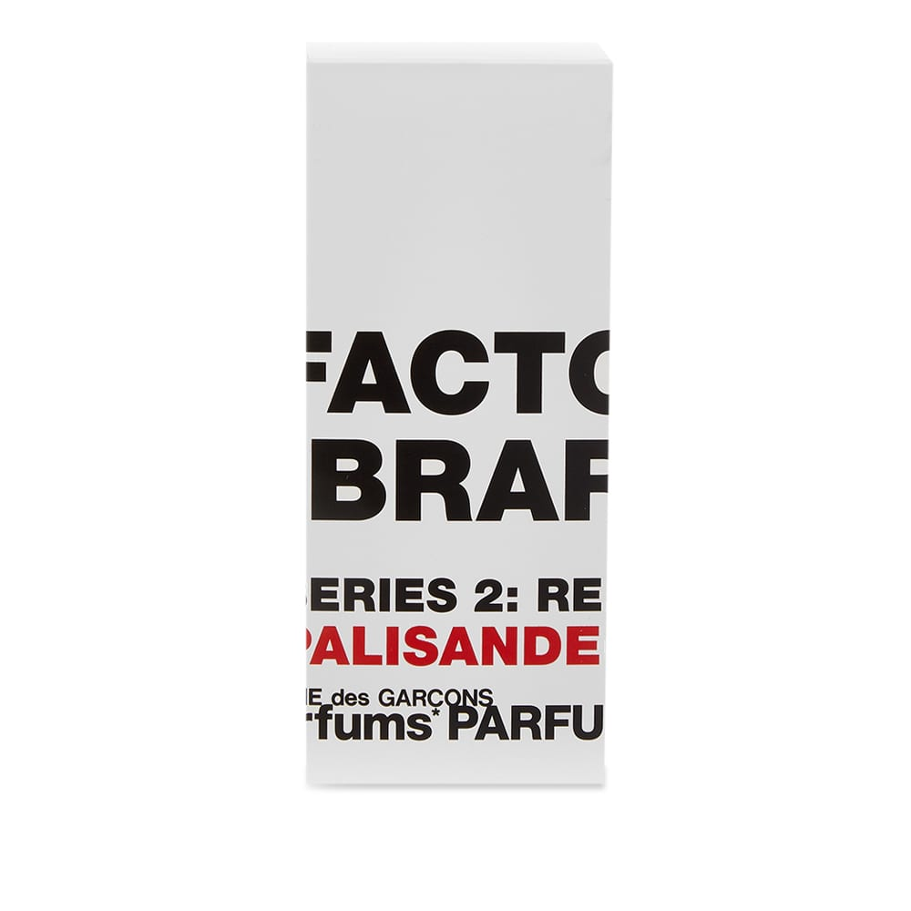 Comme Des Garcons Olfactive Library - Palisander 50ml