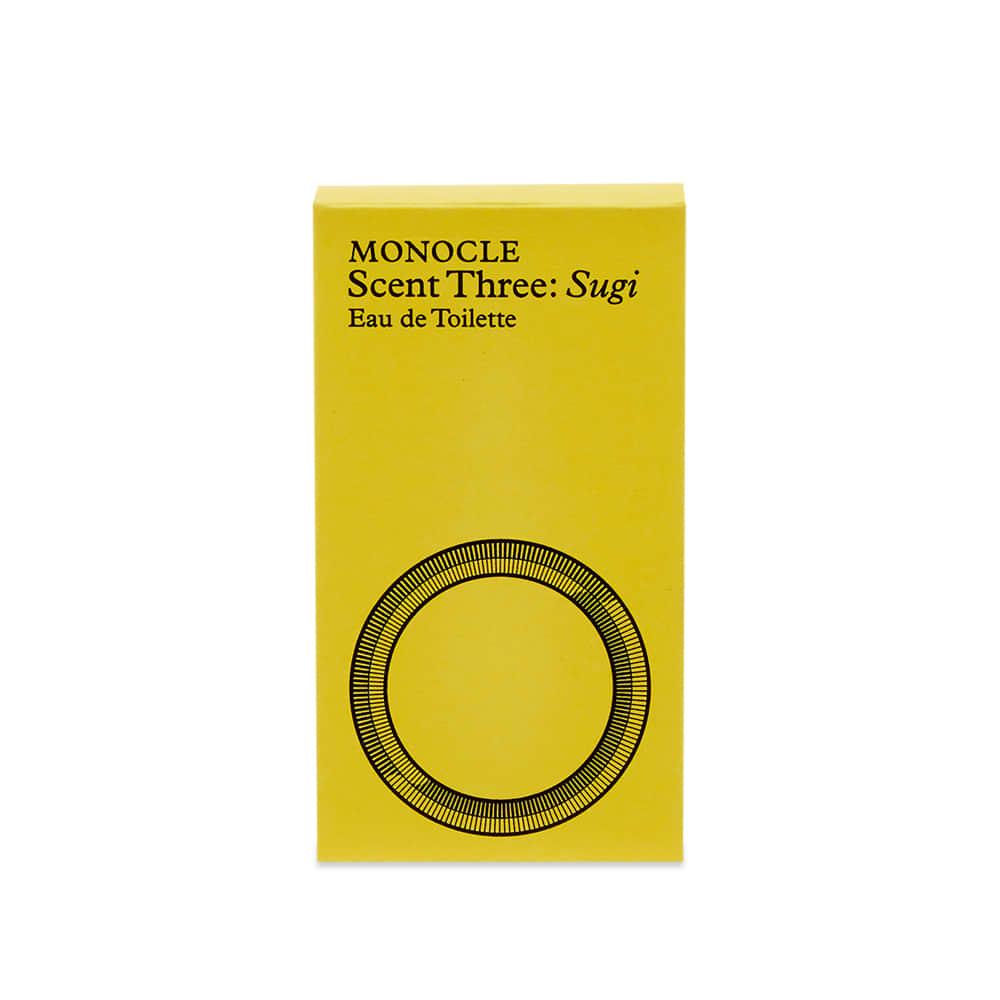 Comme des Garcons x Monocle Scent Three: Sugi Eau de Toilette - 50ml