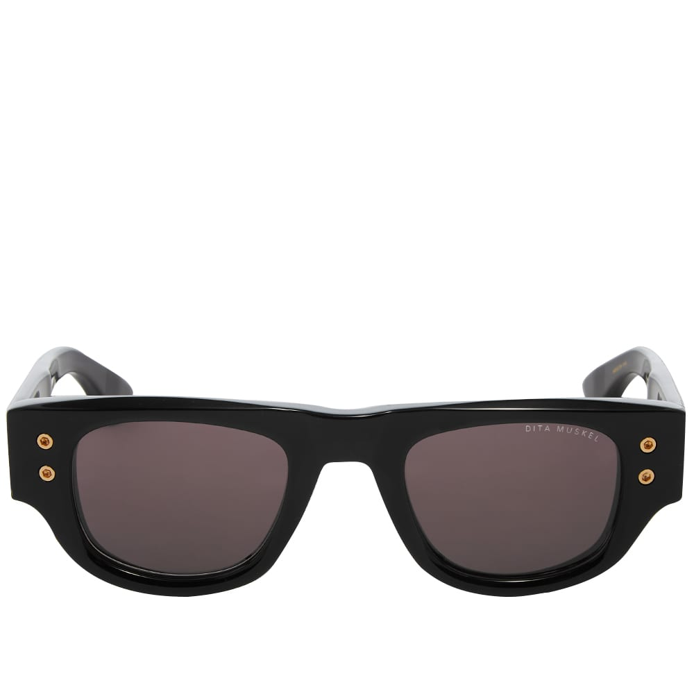 Dita Muskel Sunglasses - Black