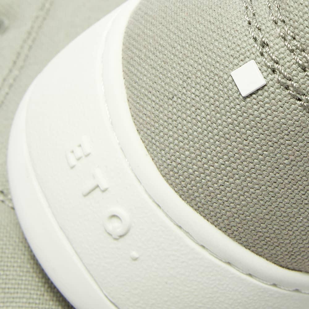 ETQ. Low Top 1 Kurashiki Canvas Sneaker - Ash