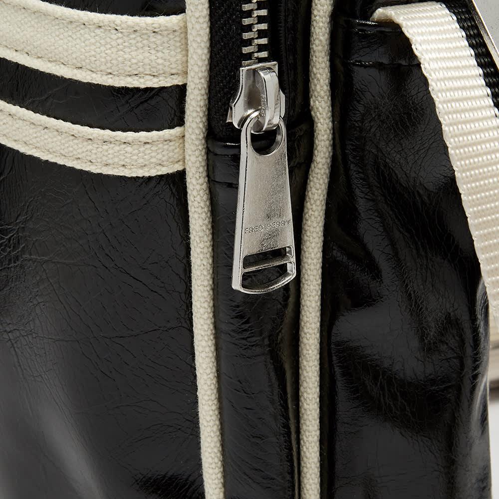 Fred Perry Classic Side Bag - Black & Ecru
