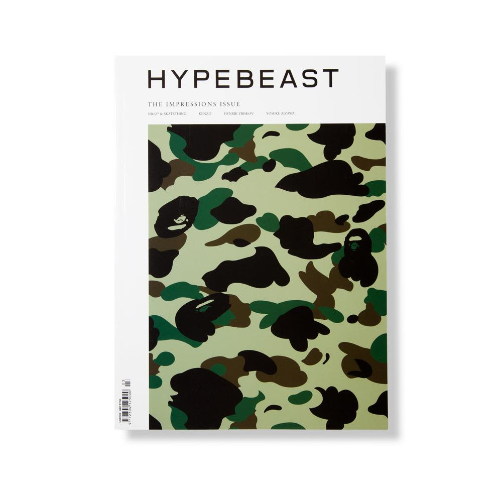 Hypebeast Magazine - Issue 3: The Impressions Issue