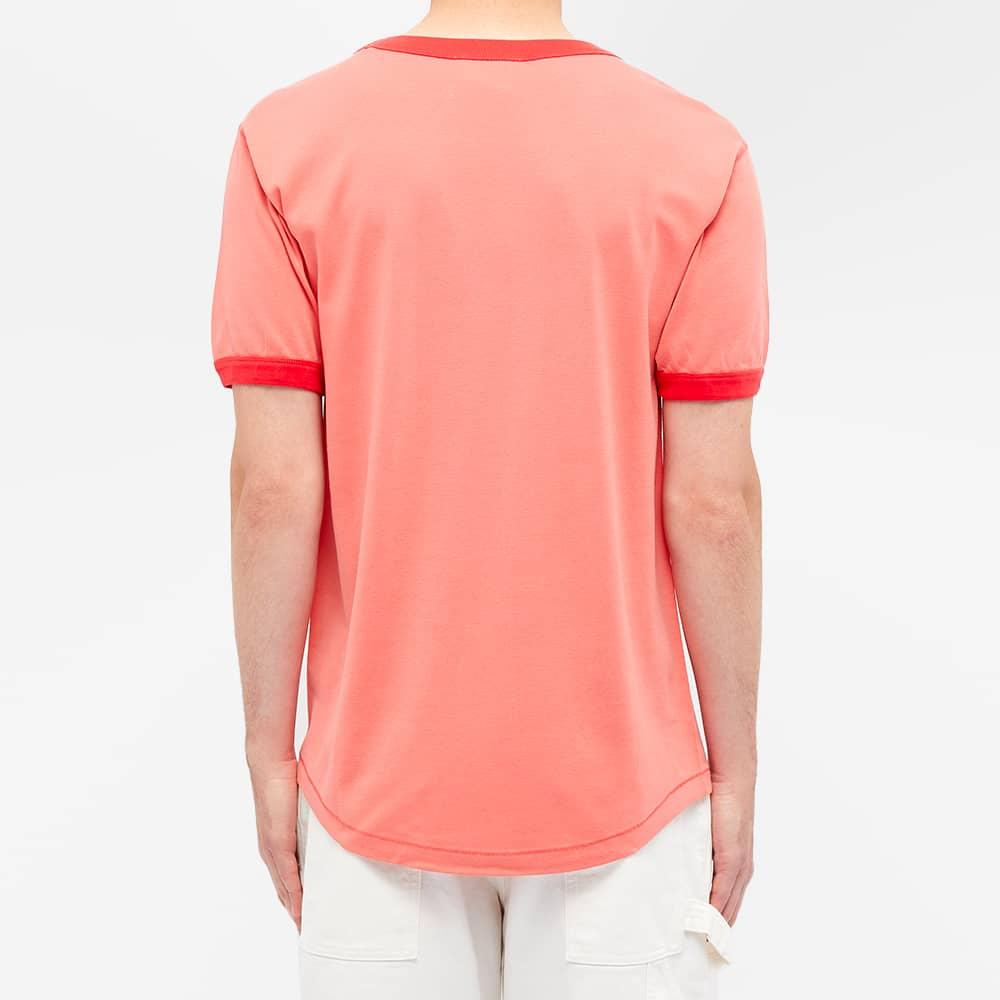 Helmut Lang Copyright Logo Tee - Helium Pink
