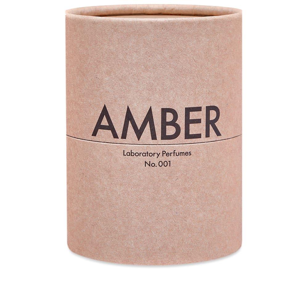 Laboratory Perfumes Amber Candle - 200g
