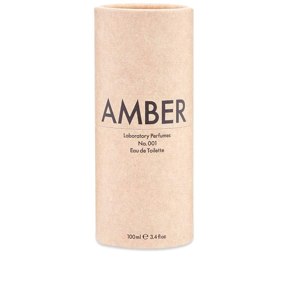 Laboratory Perfumes Amber Eau de Toilette - 100ml