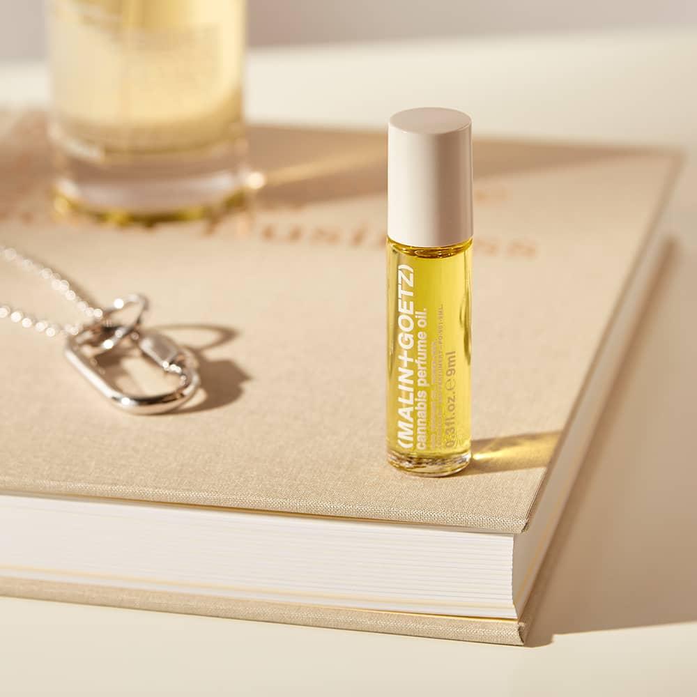 Malin + Goetz Cannabis Perfume Oil - 9ml