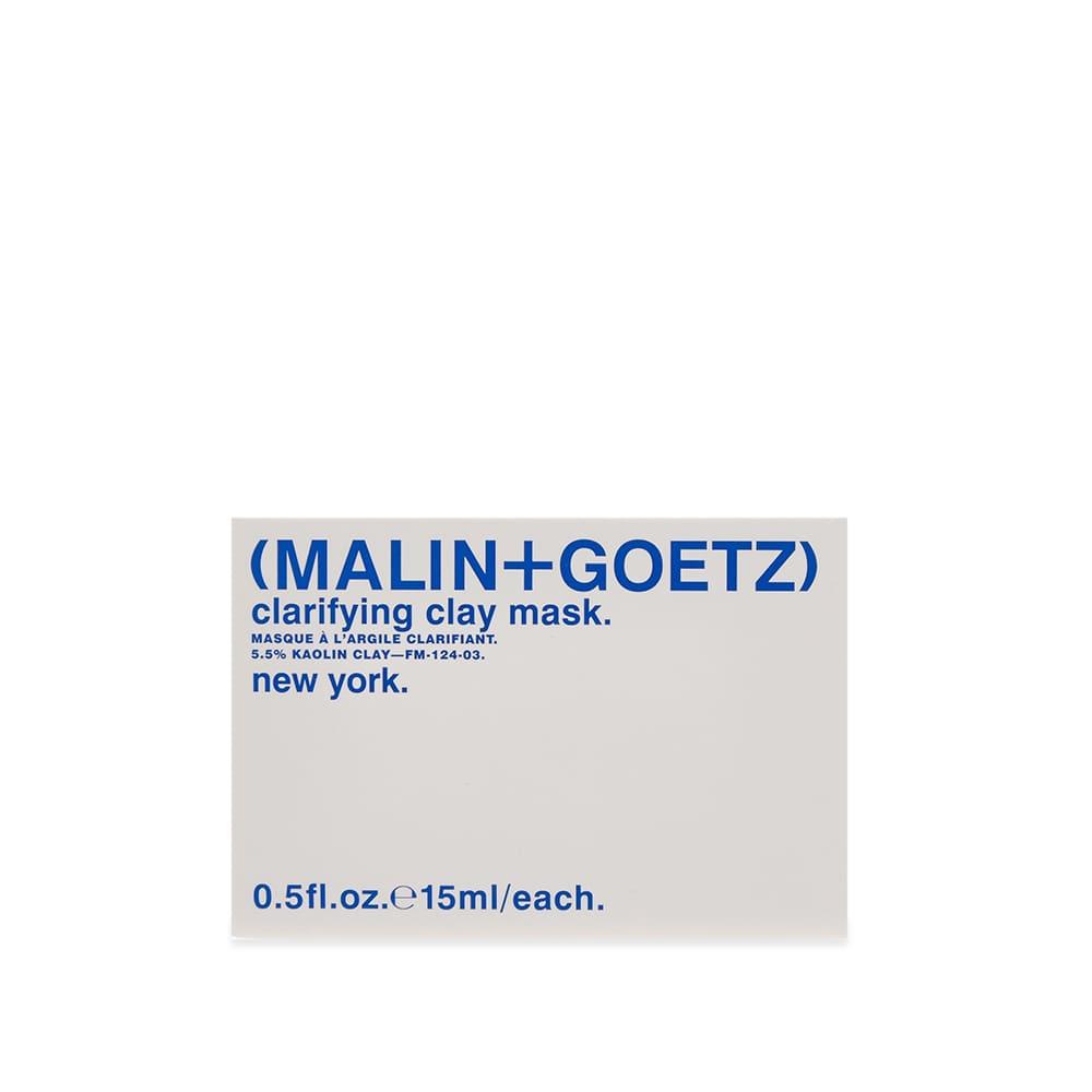 Malin + Goetz Clarifying Clay Mask Travel Tubes - 3 x 15ml