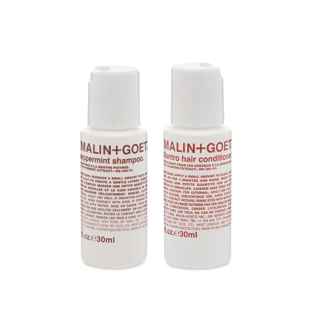 Malin + Goetz Hair Essentials Duo - 2 x 30ml