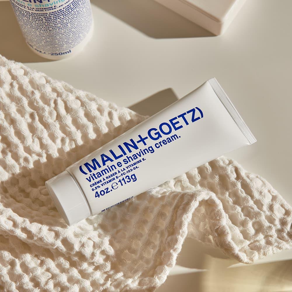 Malin + Goetz Vitamin E Shaving Cream - 118ml