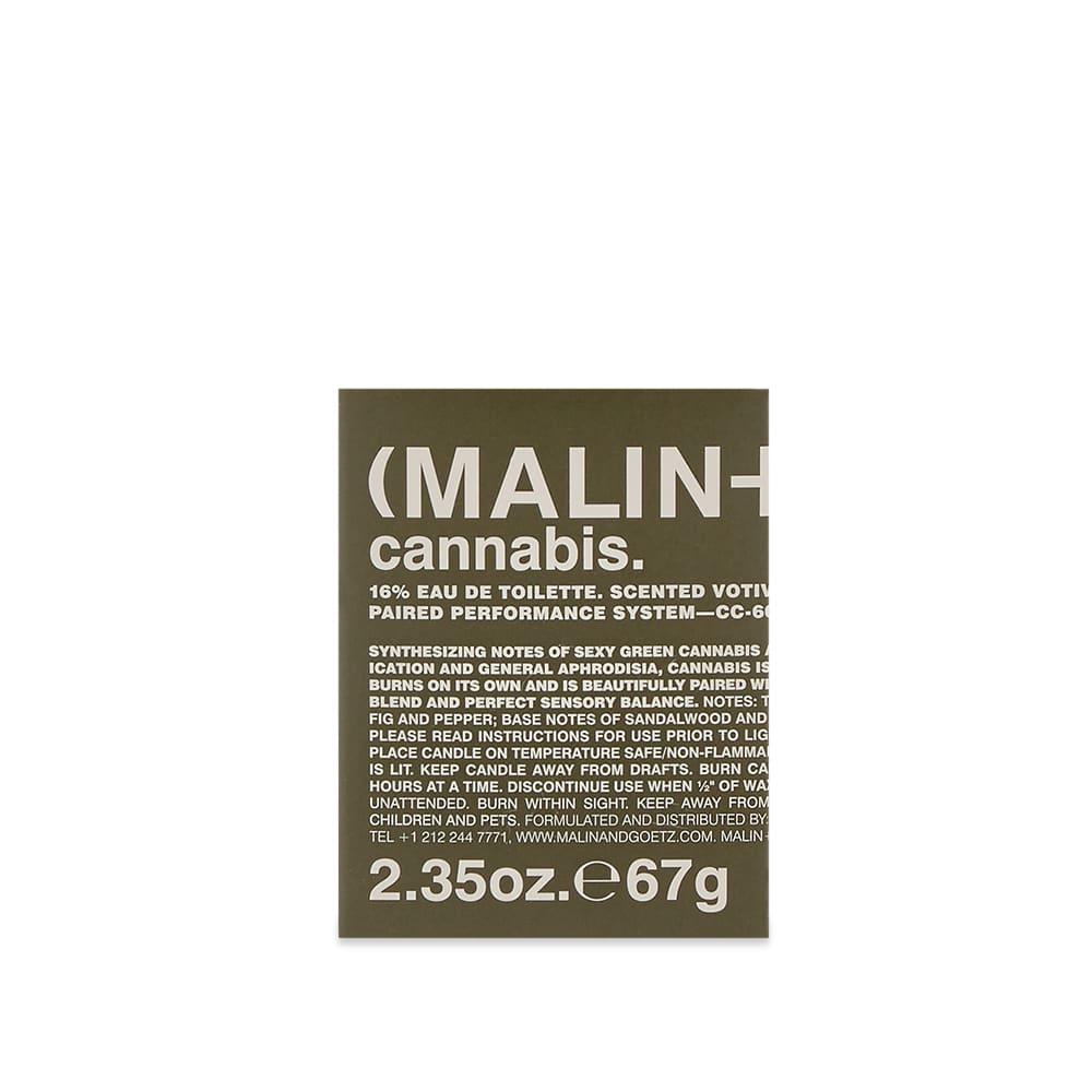 Malin + Goetz Votive Candle - Cannabis 67g