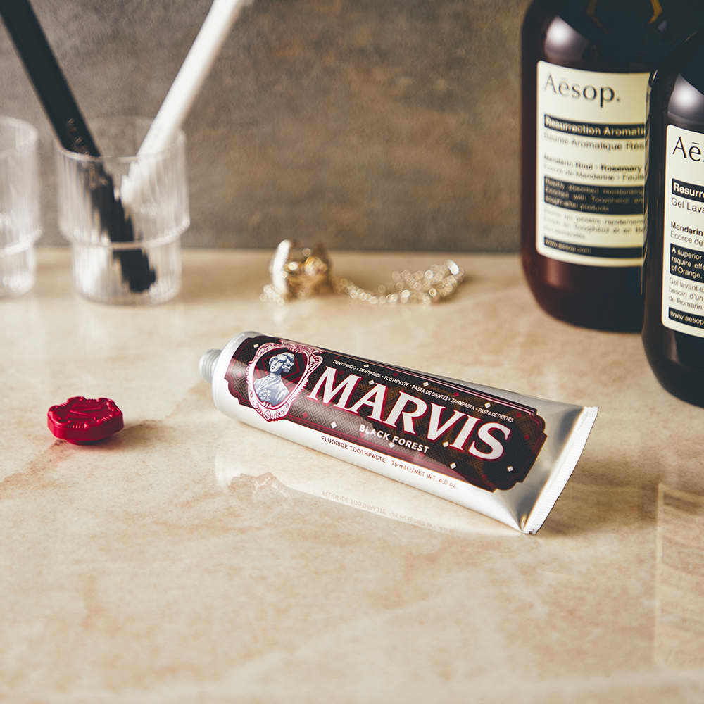 Marvis Toothpaste - Black Forest 75ml