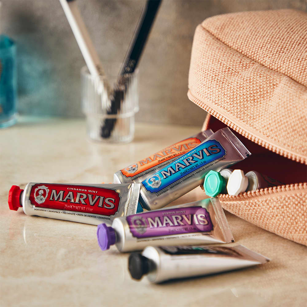 Marvis Travel Collection - 7 x 25ml
