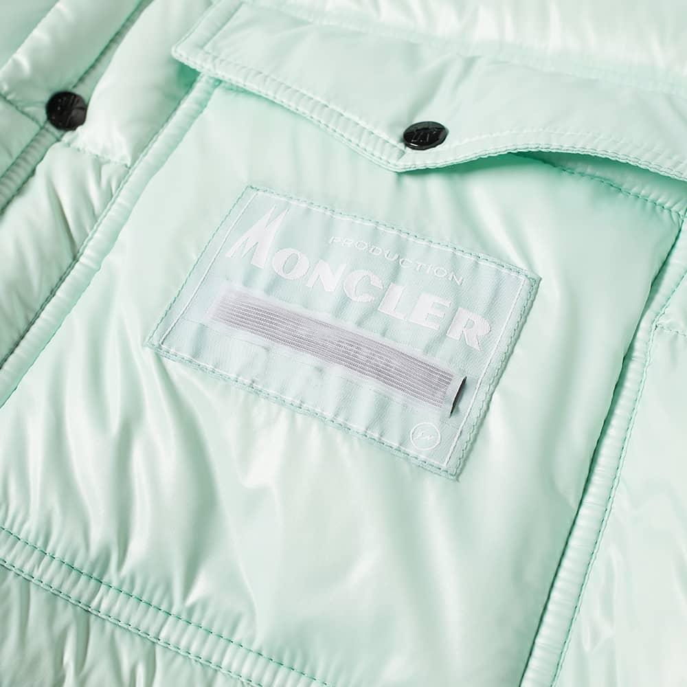 Moncler Genius - 7 Fragment Pocket Down Jacket - Mint