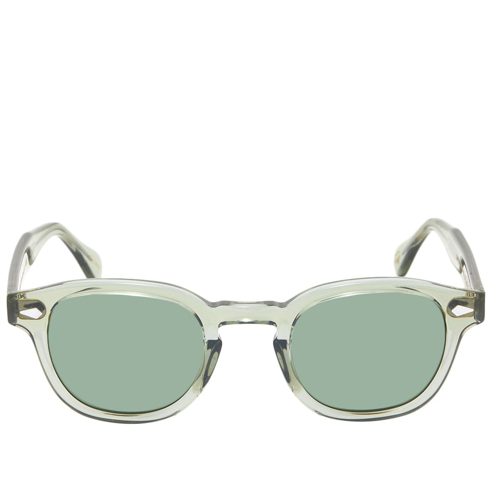 Moscot Lemtosh Sunglasses - Sage & G-15