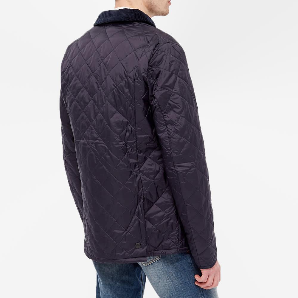 Barbour Heritage Liddesdale Quilt Jacket - Navy