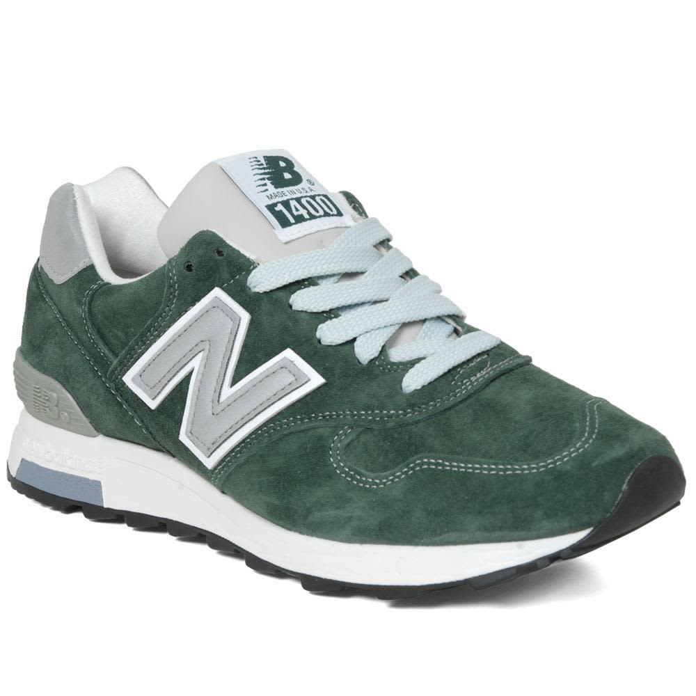 New Balance M1400MG - Made in the USA - Pre-order - Mid Green