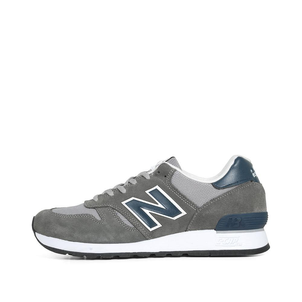 New Balance M670SGN - Pre-Order - Grey & Navy