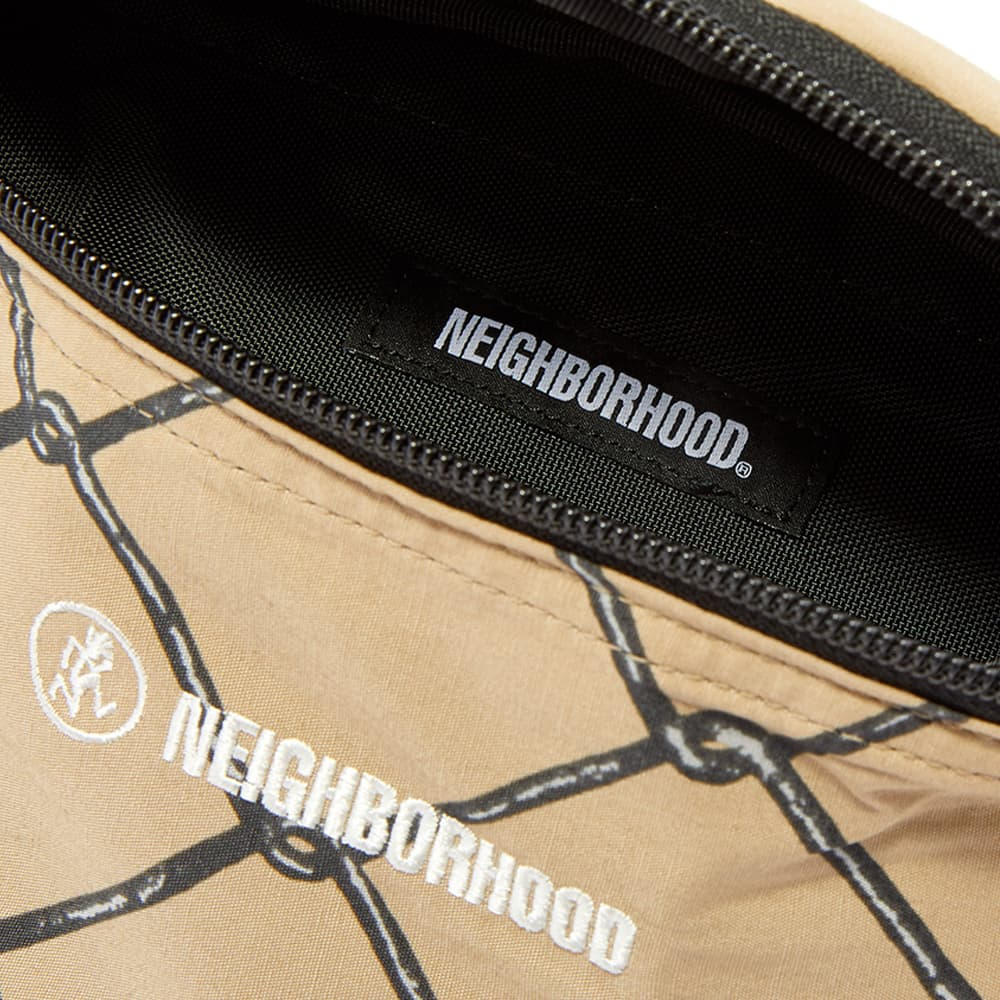 Neighborhood x Gramicci Wire Luggage Bag - Beige