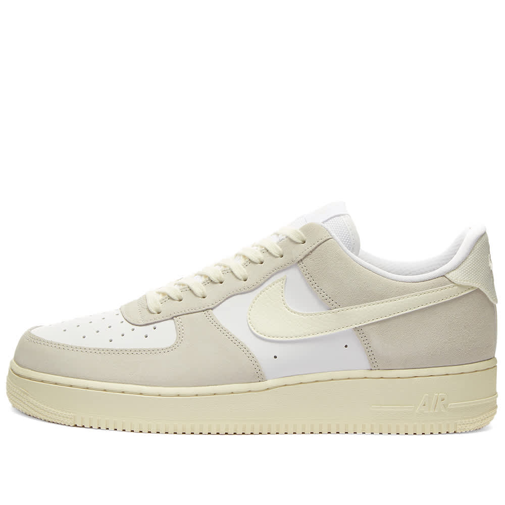 Nike Air Force 1 White, Sail \u0026 Platinum