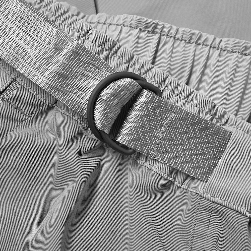 Nike Tech Pack Woven Pant - Smoke Grey & Black