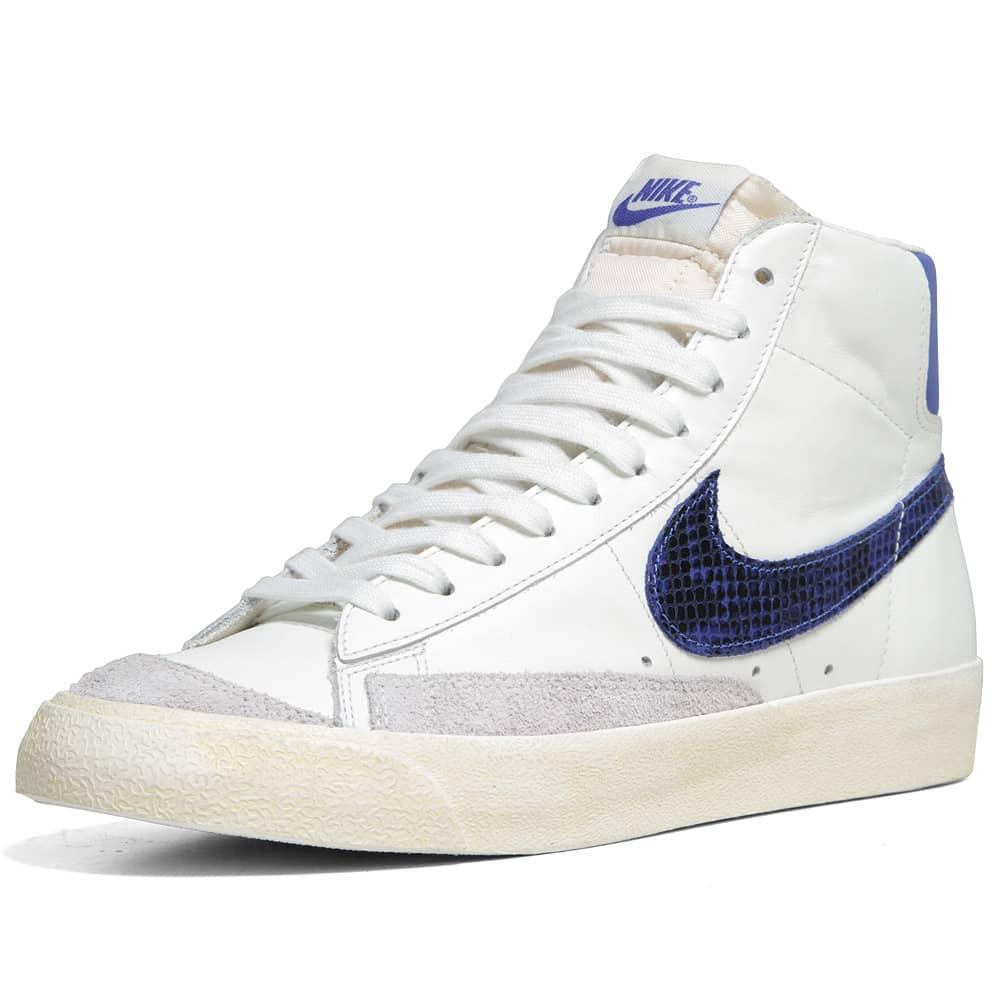 Nike Blazer Mid '77 - Pre Order - Sail & Game Royal