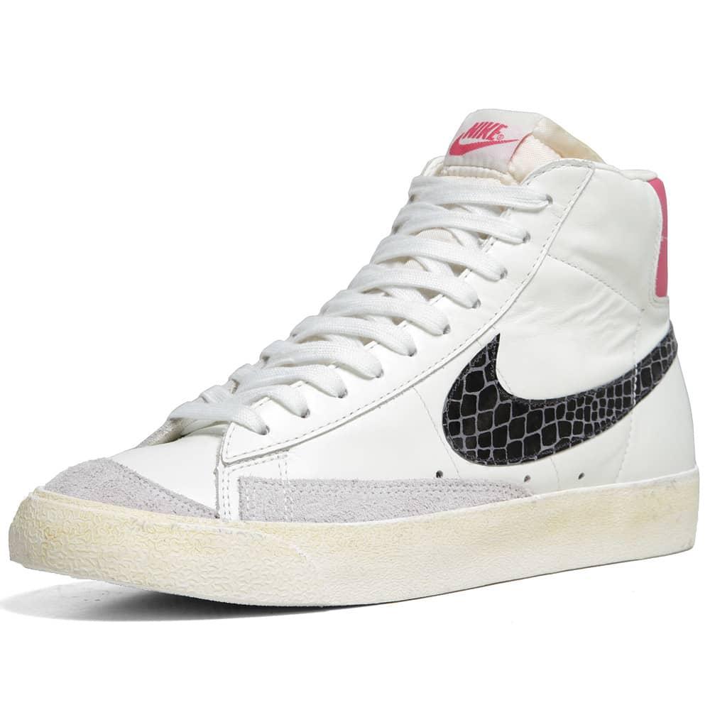 Nike Blazer Mid '77 - Pre Order - Sail & Pink Force
