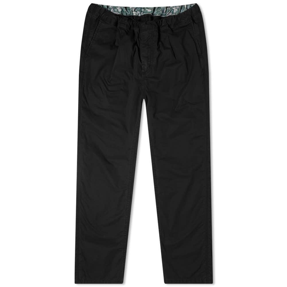 Nonnative Dweller Relax Fit Easy Pant - Black