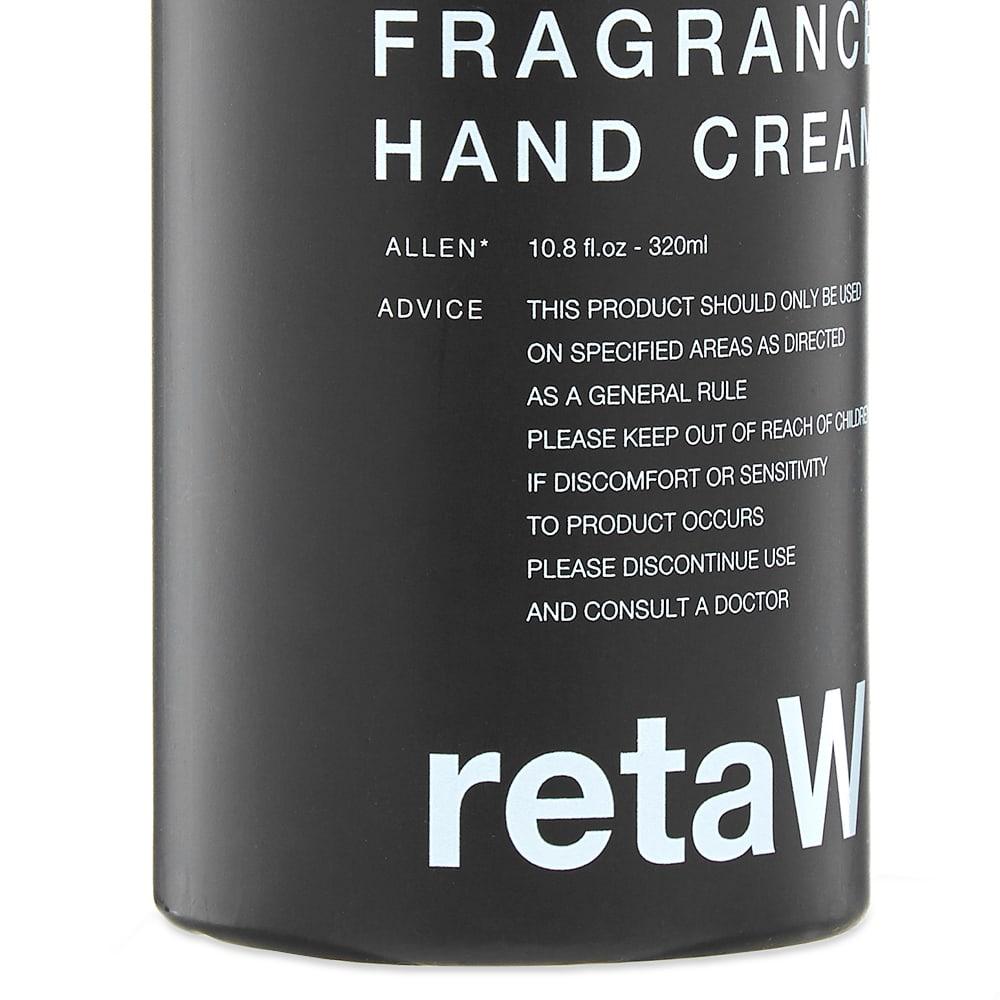 retaW Fragrance Hand Cream - Allen*
