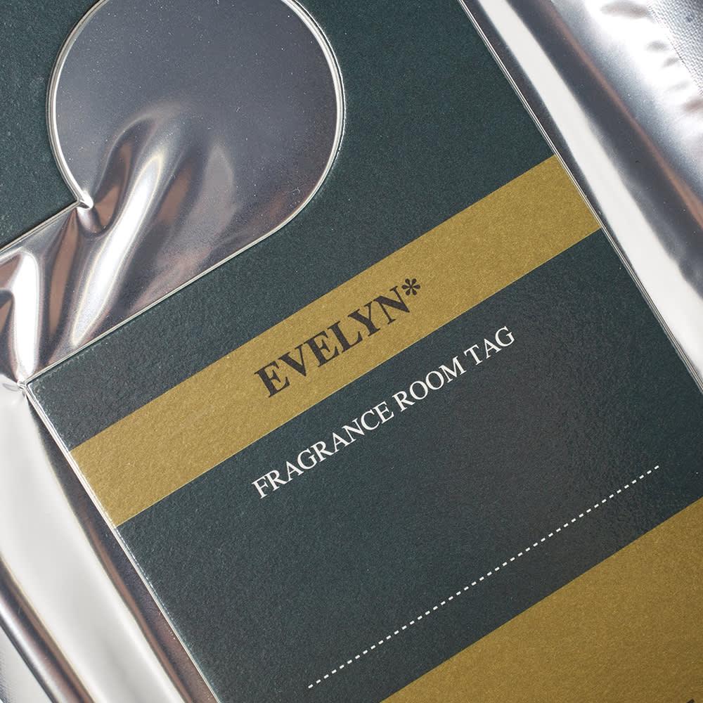 retaW Fragrance Room Tag - Evelyn*