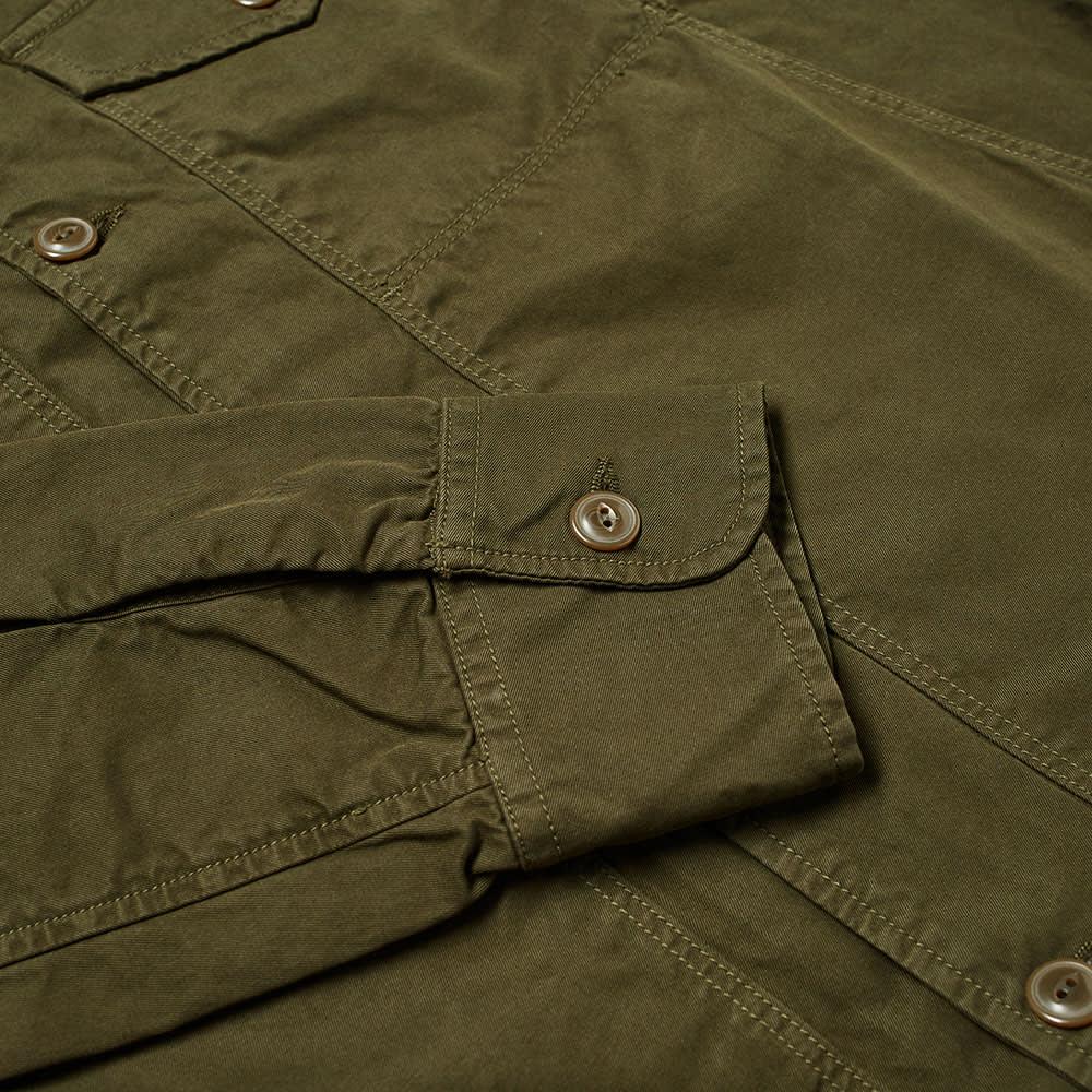 Save Khaki Field Shirt Jacket - Olive