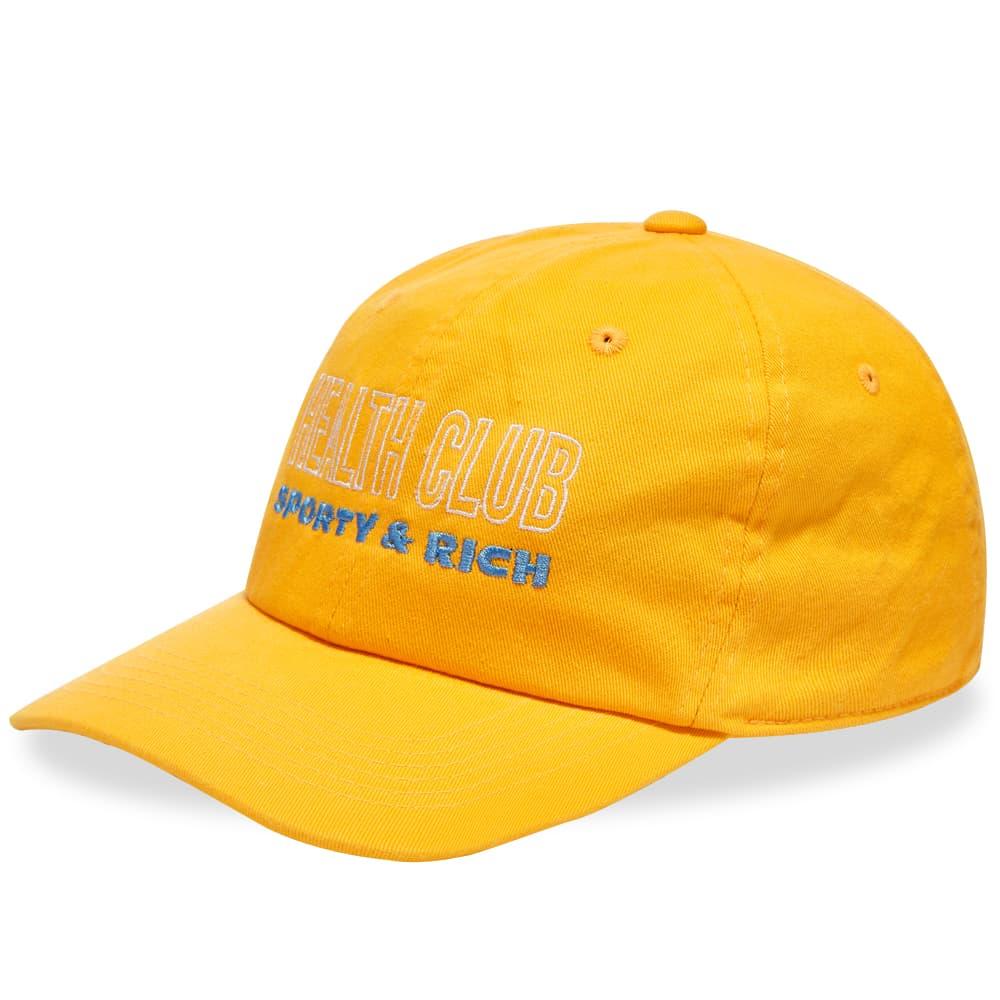 Sporty & Rich Health Club Hat