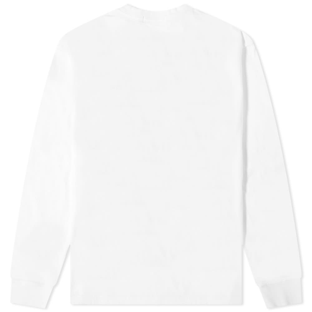 Undercover Long Sleeve Sound Systems Tee - White
