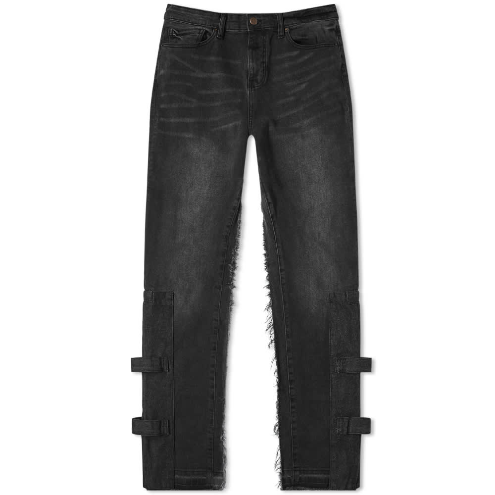 Val Kristopher Secured Zip Jean