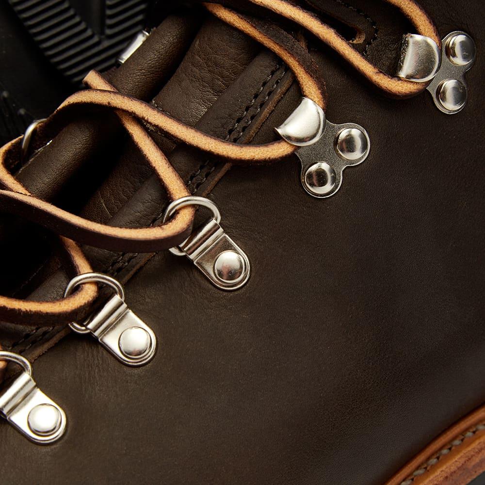 Viberg Pachena Bay Boot - Clove Oiled Calf