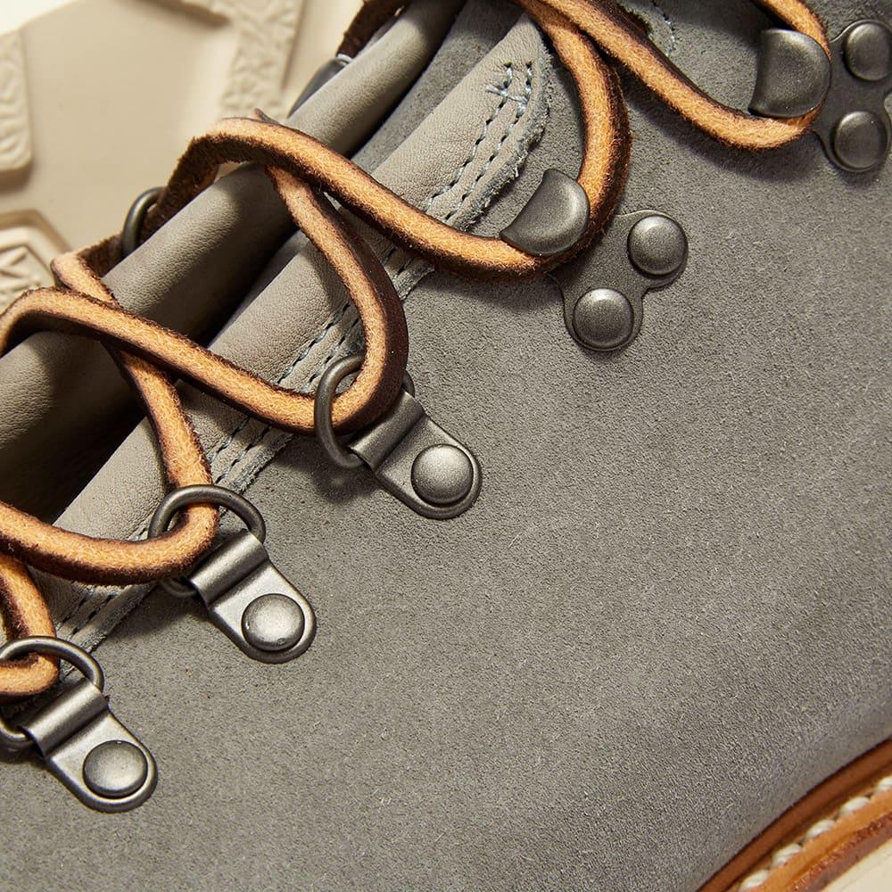 Viberg Pachena Bay Boot - Storm Calf Suede