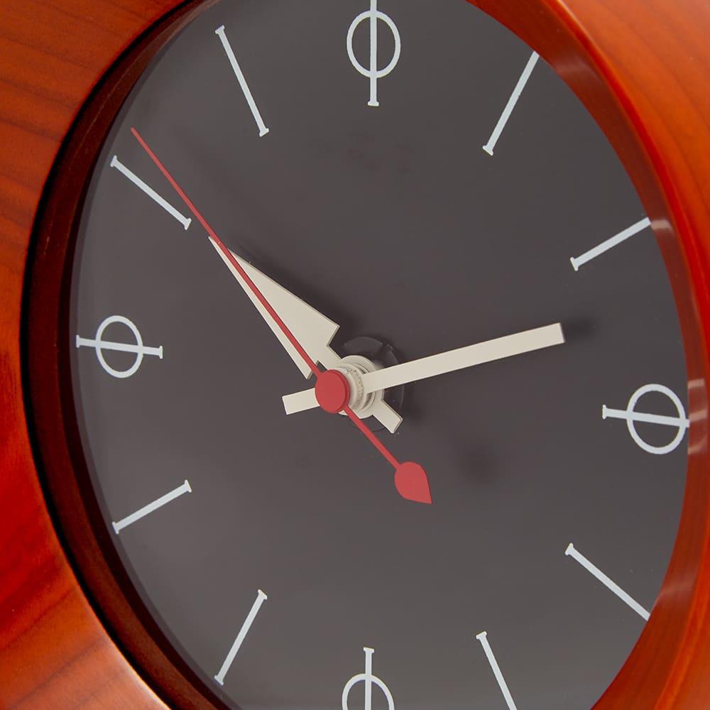 Vitra Chronopak Desk Clock - George Nelson - Orange
