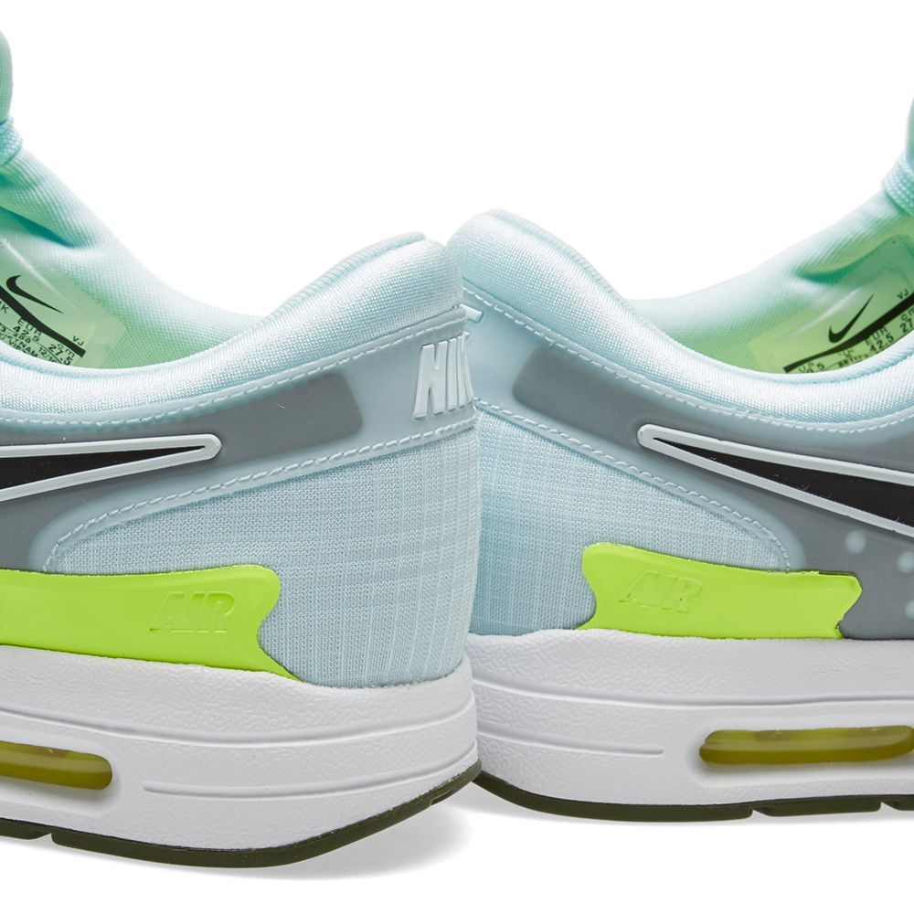 2f0ee8be21 best service 03a96 25c66 Nike W Air Max Zero SI. Glacier Blue, Black Green