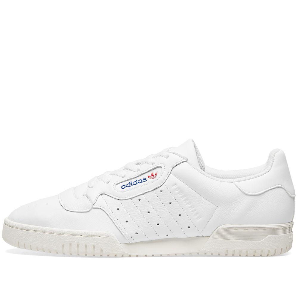 38dd4b99a6e4e0 Adidas Powerphase Cloud White   Off White