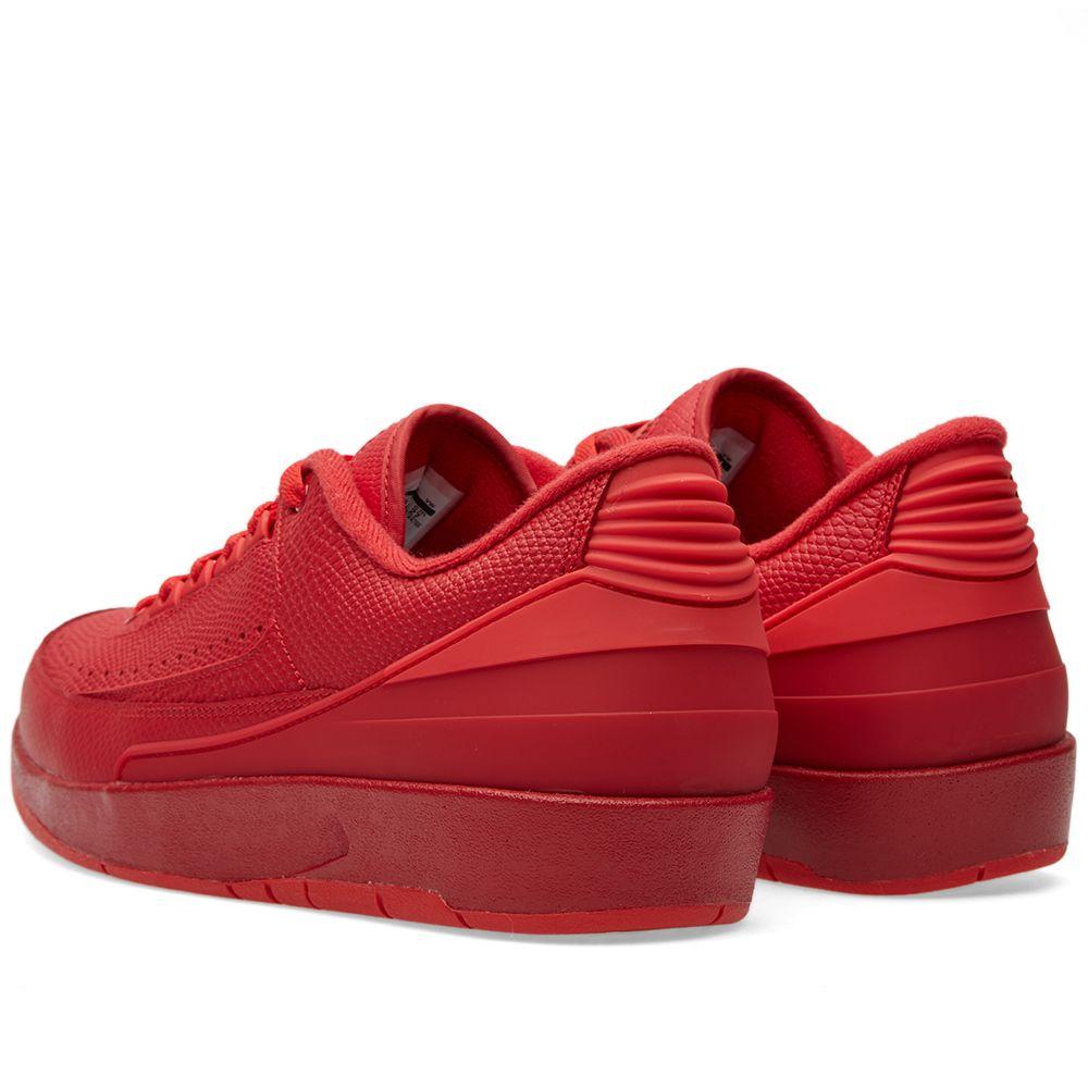 365fe37f6c2 Nike Air Jordan 2 Retro Gym Red & University Red | END.